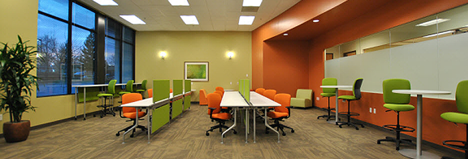 ... Shared Office Space